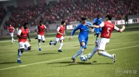 Fifa 12 - новый движок и большие проблемы