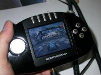 Tiger Telematics выпустит в Европе свою консоль Gizmondo