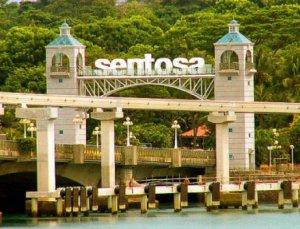 Туры на остров Сентозу, Сингапур