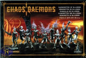 Troops в игре Chaos Daemons