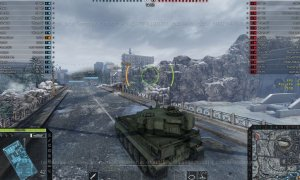 Превью Armored Warfare