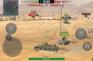 Обзор изменений World of Tanks Blitz