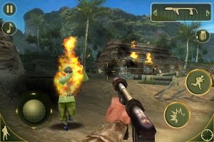 Brothers In Arms® 2: Global Front 1.0.9 (2010/Eng/iPhone)