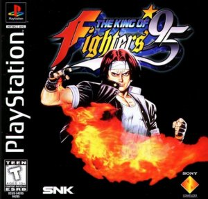 �������� ���������� ���: King of Fighters 95 ��� Sony PlayStation