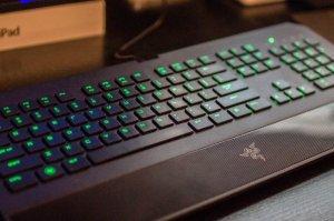 Игровые клавиатуры Razer