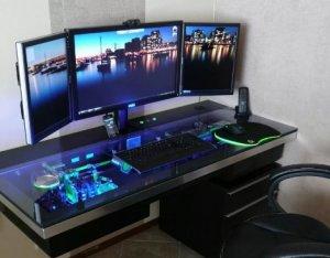 Настольные компьютеры Asus — для любителей кино и игр, для домашних и офисных пользователей
