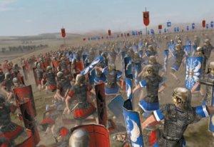 Рода войск в истории и играх
