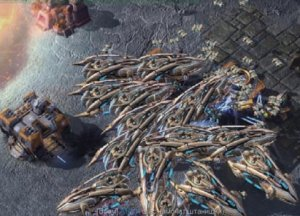 StarCraft II. Мультиплеер