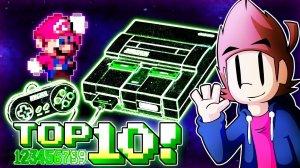ТОП 10 игр для платформ Nintendo