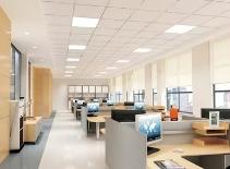 Как выбрать светодиодные панели для офиса