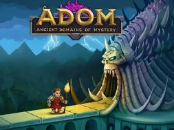 Ancient Domains Of Mystery (ADOM)