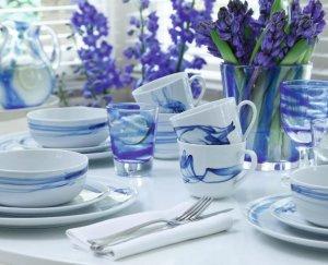 Дизайнерская обеденная посуда