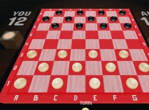Самый эффектный способ выиграть в шашки, тактика игры