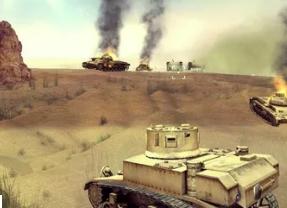 Tank Combat: танковый прорыв