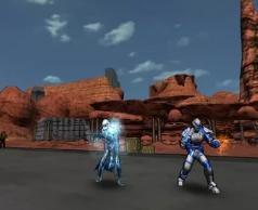 Обзор игры Champions Online