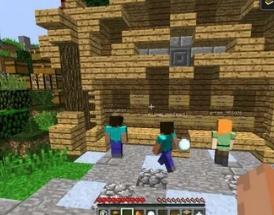 Как выбрать сервер для игры в Minecraft?